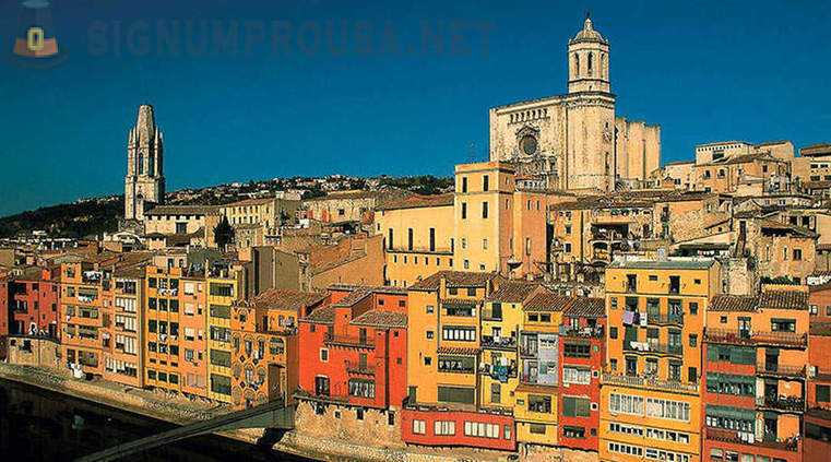 Traveling to Spain. Transfer from Girona | Cities and countries