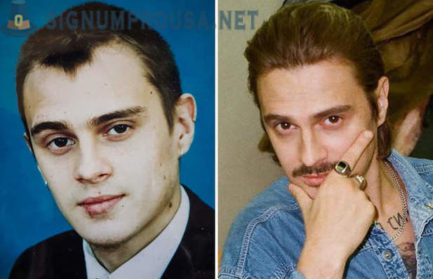 What were the well-known Russian bloggers in his youth