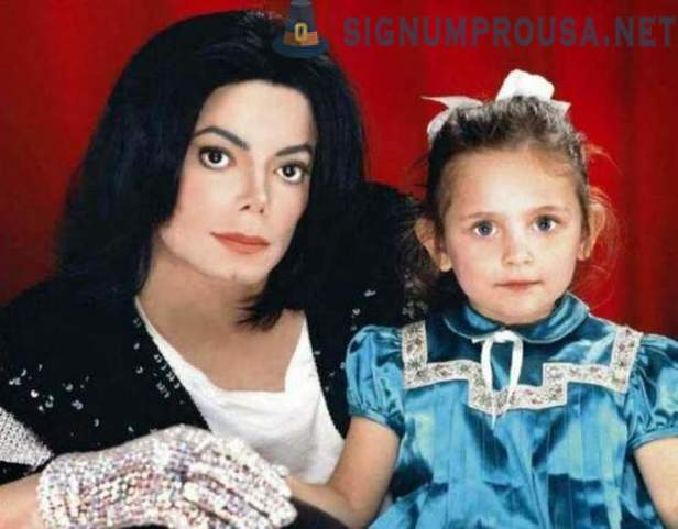 As now seems Michael Jackson's daughter