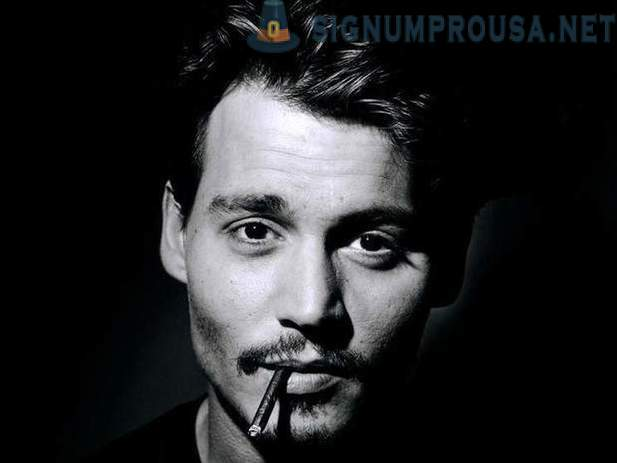 Johnny Depp and his oddities