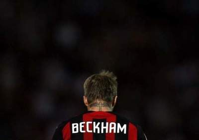 David Beckham retires from football