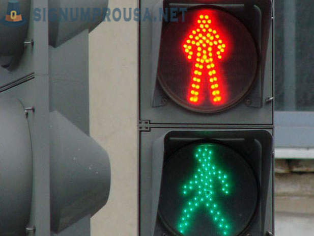 Why traffic light is red, yellow and green colors, and not any other?