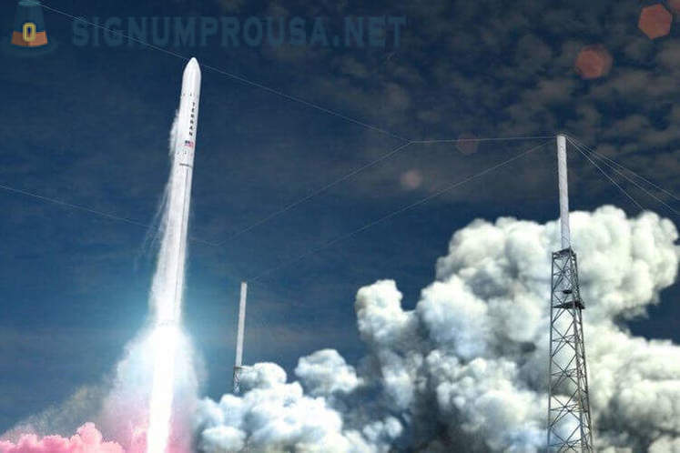 In the United States opened the first factory for stand-alone 3D-printing space rockets