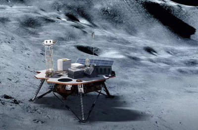 Three private companies will be sent to NASA landers on the moon in the years 2020-2021