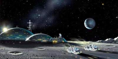 Colony on the Moon: the real future or fantasy billionaires?