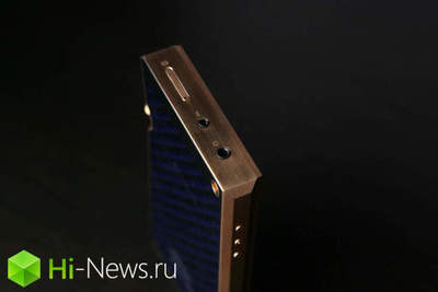 Touch the beautiful: Astell & Kern A & ultima SP1000
