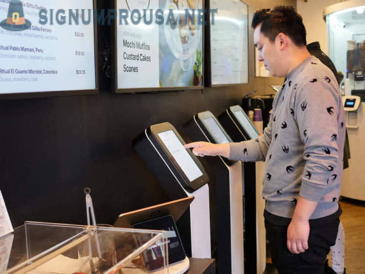 Robots have replaced barista in San Francisco coffee shops, what is this?
