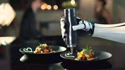 MIT students have opened the world's first fully robotic restaurant