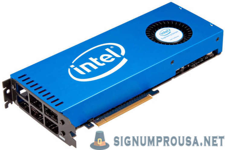 Forbes: Intel wants to enter the market of gaming graphics cards and NVIDIA and AMD to press