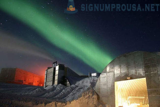 10 amazing facts about life at the South Pole