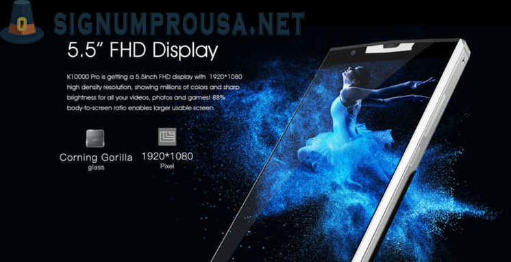 Battery OUKITEL K10000 Pro conquers new heights
