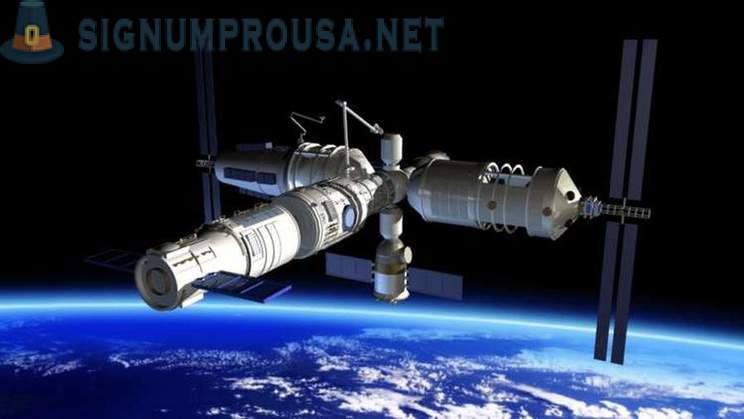 The main module of the Chinese space station will start next year