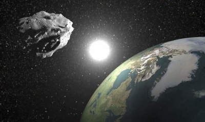 Between the Earth and the Moon on January 25 flew an asteroid the size of a truck