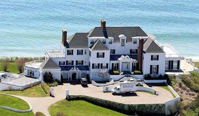 The biggest house in the world (20 photos)