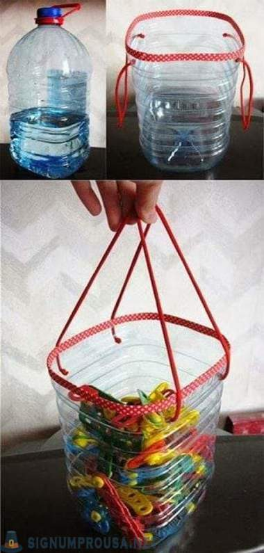 17 ways to use old plastic bottles. Take note!
