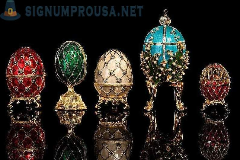 Learn how to construct the famous Faberge eggs