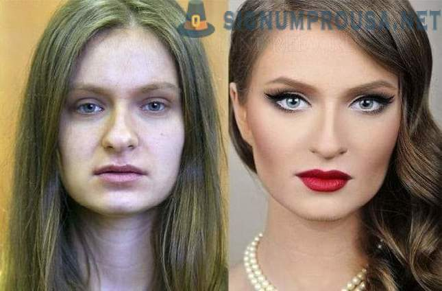 Beauty will save the world! See how to make me a woman!