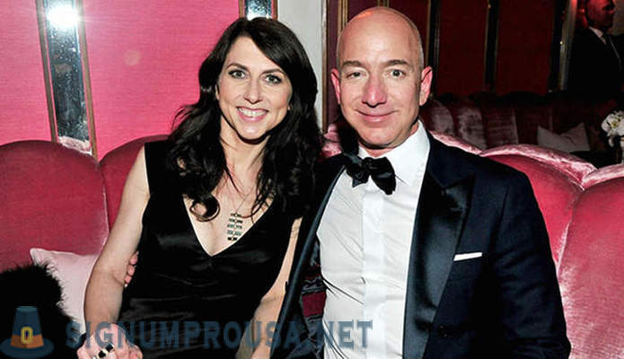 How lives MacKenzie Bezos - the wife of the richest man in the world