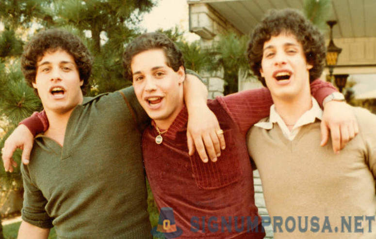 These brothers triplets did not know 19 years of the existence of each other