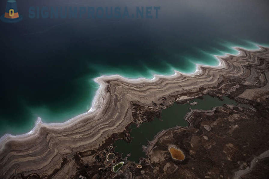 Curious about the Dead Sea