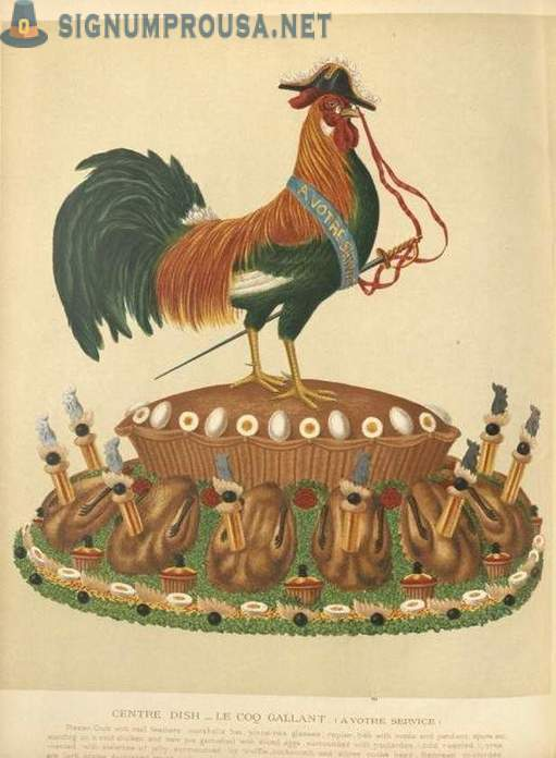 The most delicious dishes of the Victorian era: suckling pigs and roosters in suits