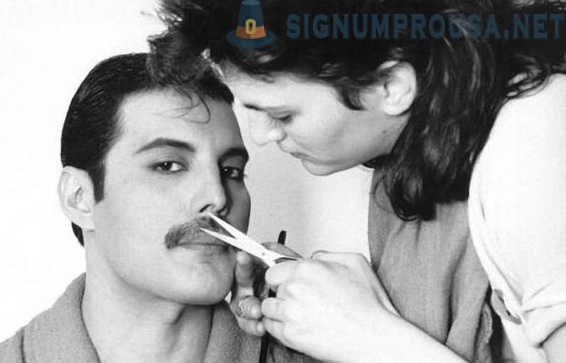 Freddie Mercury, you are in our hearts