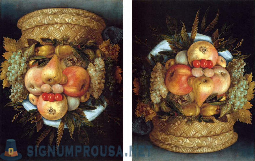 Illusions, hidden in masterpieces of art