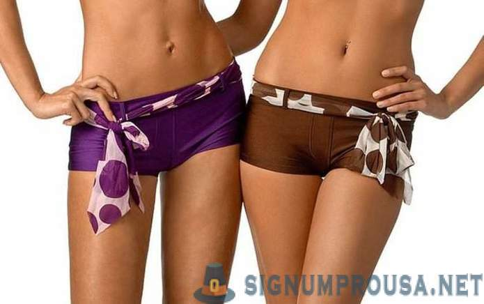 Interesting facts about women's underwear