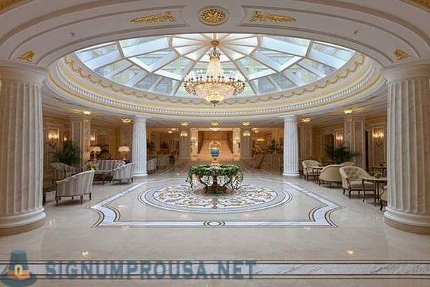 East or West: 10 best hotels in Russia
