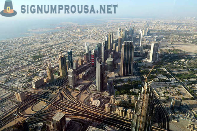 Dubai - nedogorod in the desert