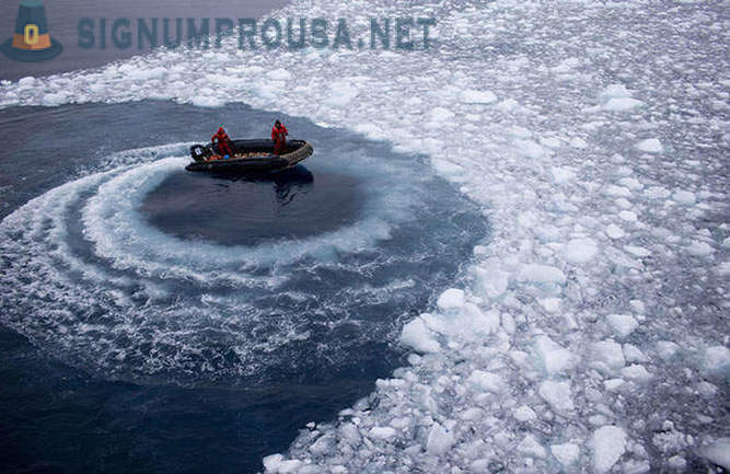 Exploring the mysteries of Antarctica