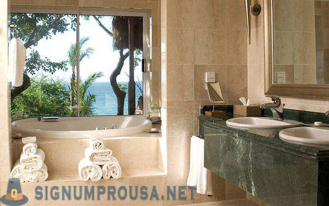 Beautiful interiors bathrooms