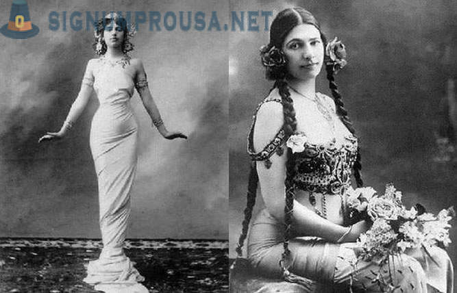 The mysterious story of the life of Mata Hari