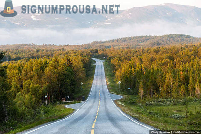Journey through Northern Norway