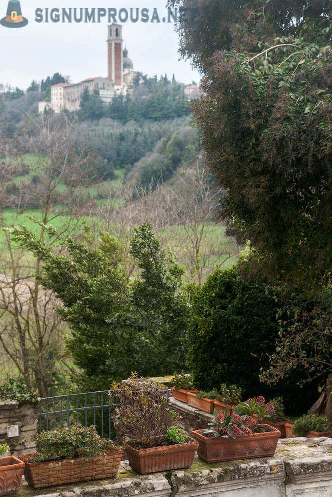 Walk through the villas of Vicenza