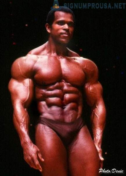 Bodybuilding - the result of a century of industrial development