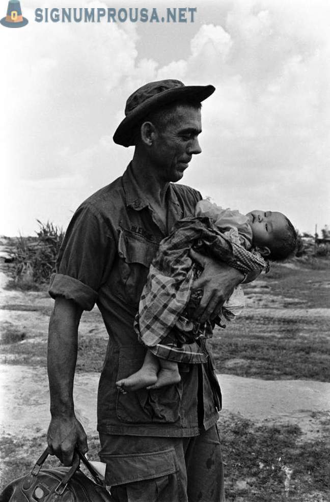Previously unpublished pictures of the Vietnam War