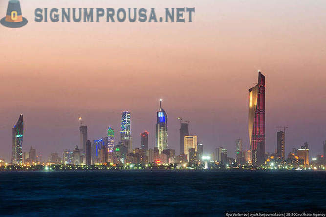 Why live well in Kuwait
