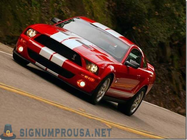 Ford Mustang - a living legend of technical progress