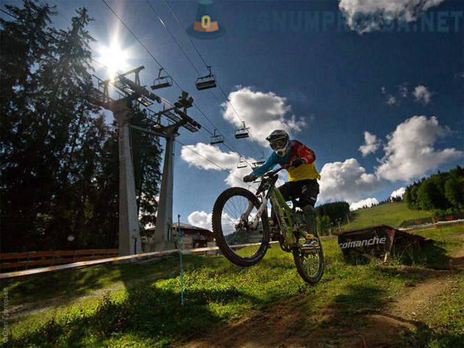 Bike Festival in Bukovel