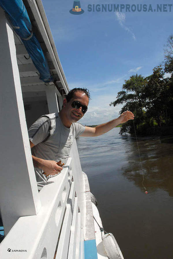 Journey through the Amazon